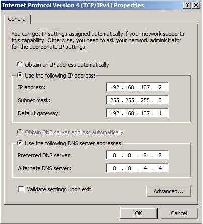 Как сделать Wi-fi сеть на Windows 7 ?
