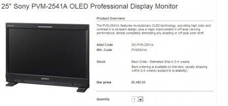`OLED-технология.