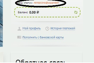 Рапида Онлайн. Как пройти идентификацию (персонификацию) через систему Contact.