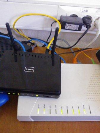 Доступ к удаленному серверу через роутер DIR