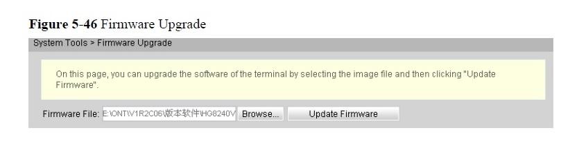 Huawei hg530 Firmware Zip
