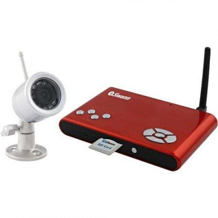 Swann RedAlert Security Kit - бюджетное беспроводное видеонаблюдение.