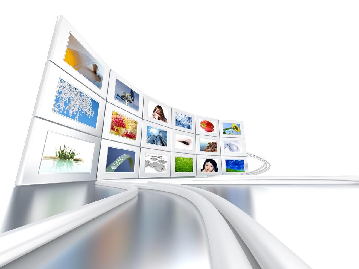 IP TV выбор каналов