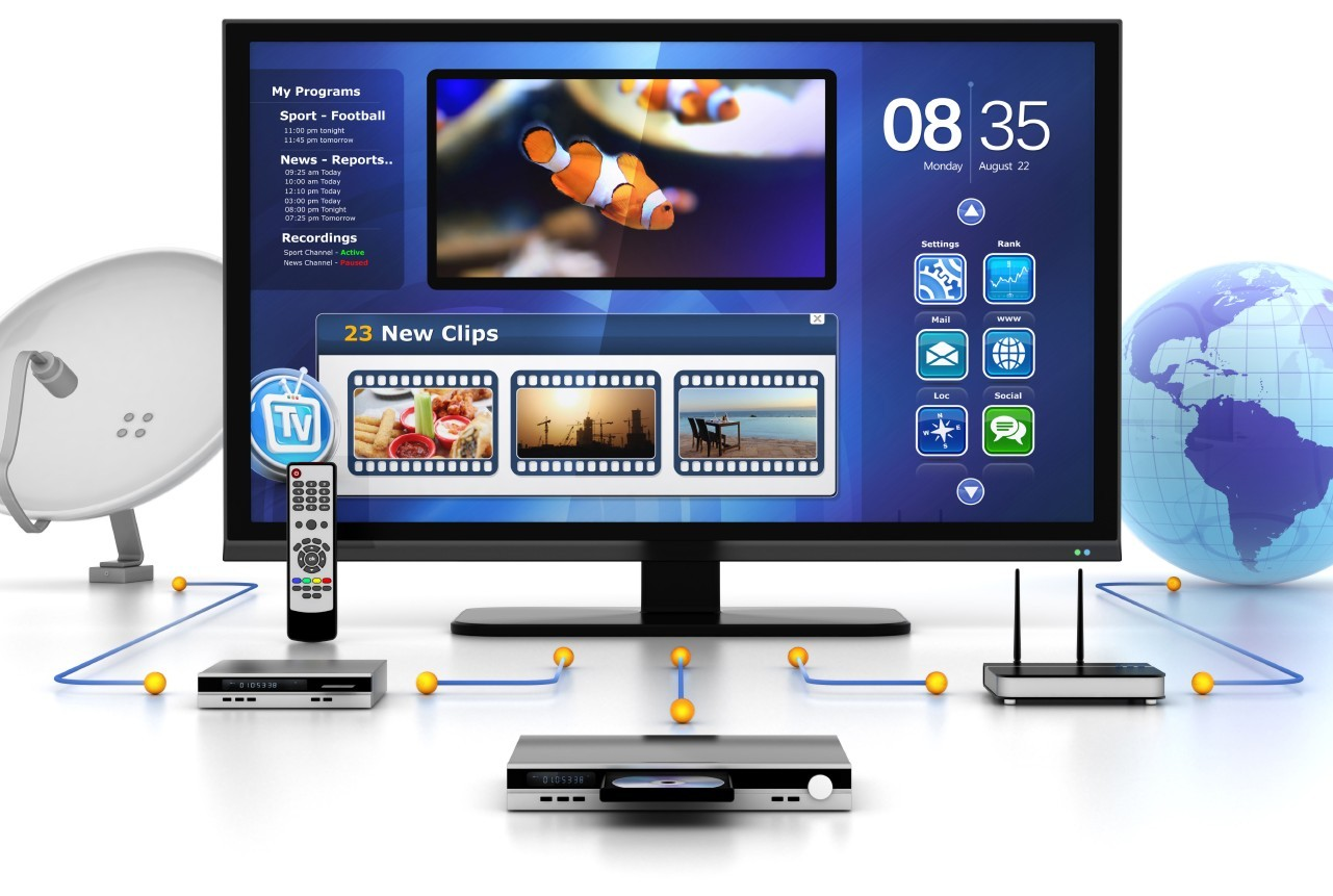 IP-TV. Организационные проблемы