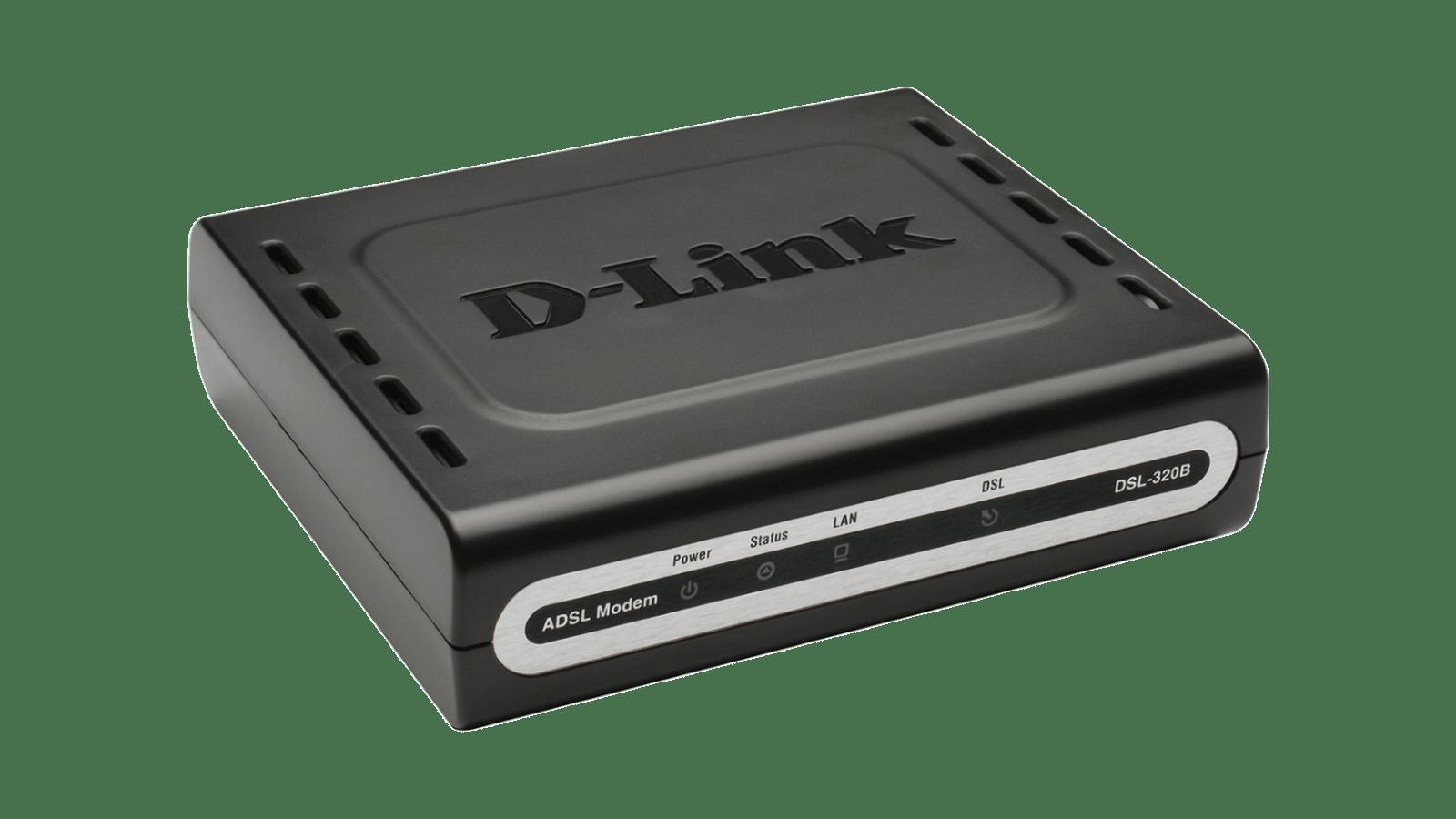 ADSL модем D-Link