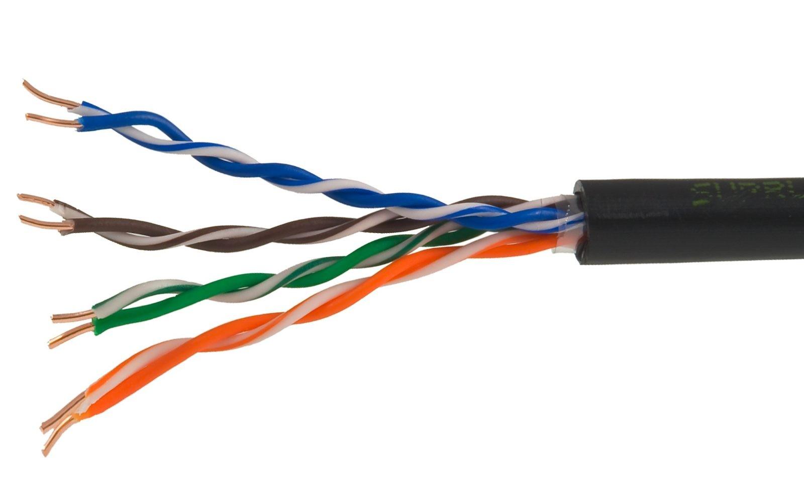 Витая пара против коаксиального кабеля. Финальный раунд