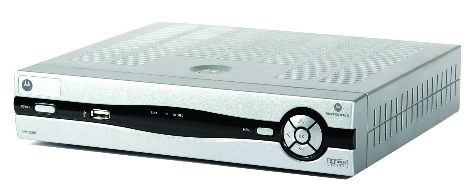 Приставка Motorola 1200