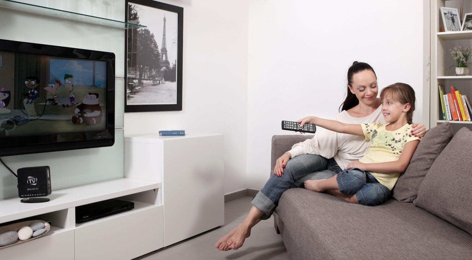 Тестирование HD каналов в Коми Филиале