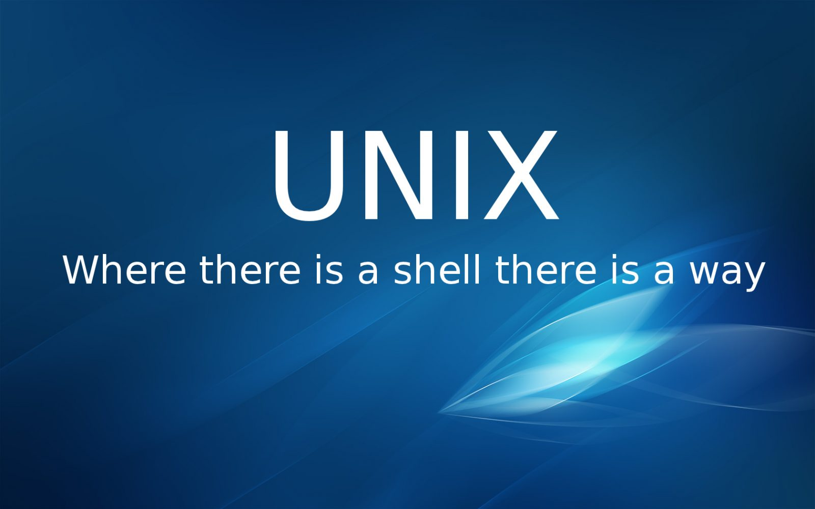 Подбираем администратора Unix-like систем