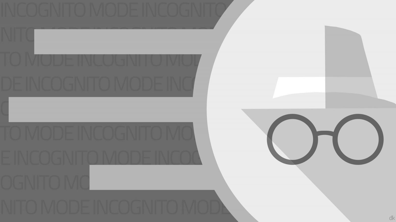 Режим «Инкогнито» в Google Chrome