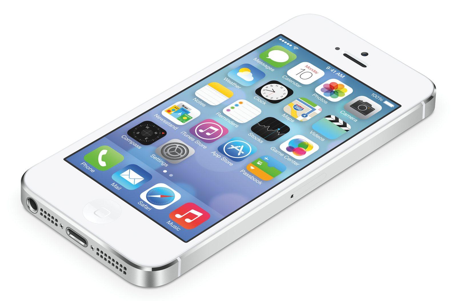 Основные изменения в iOS 7