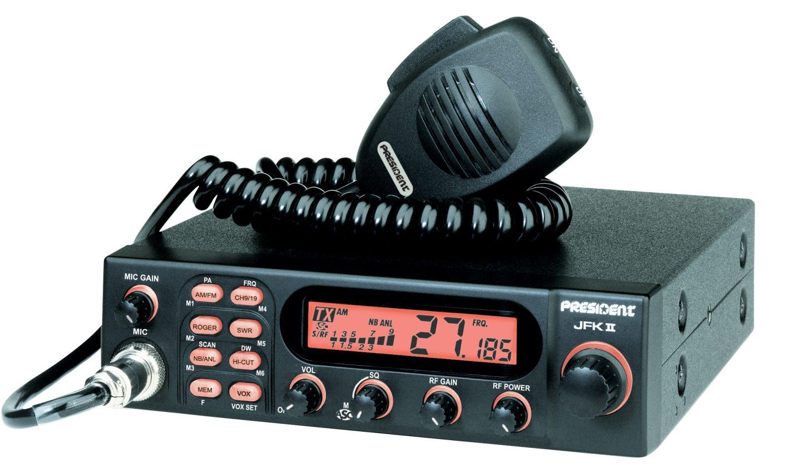 Радиосвязь для дальнобойщиков