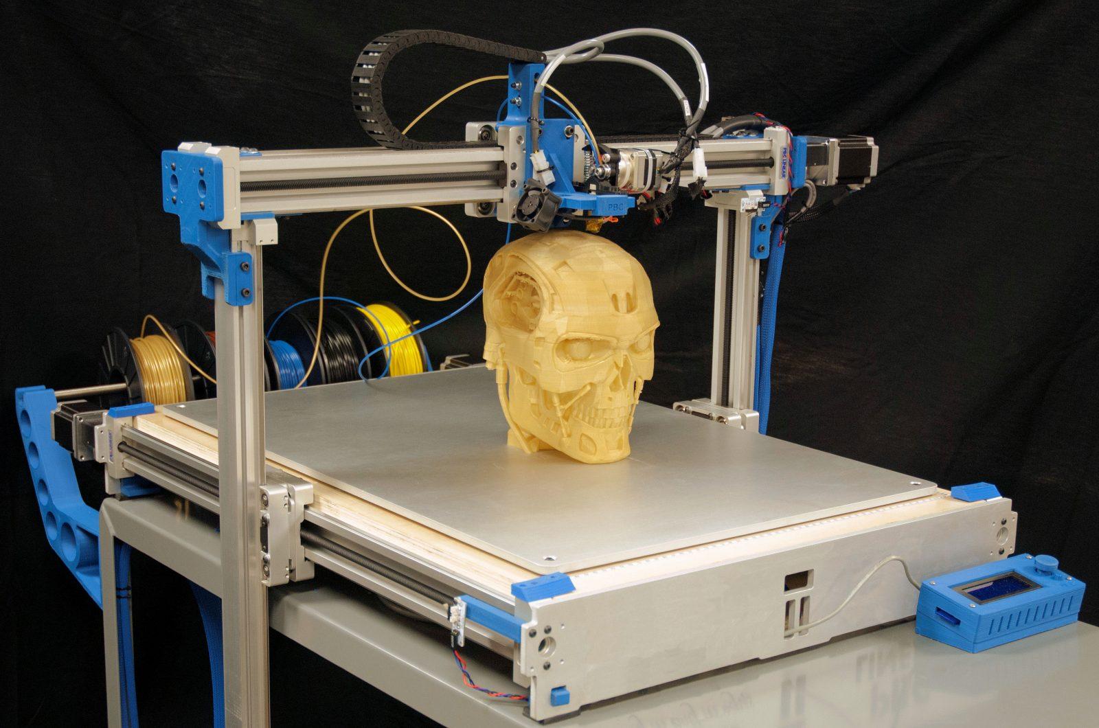 Каким будет будущее принтеров?