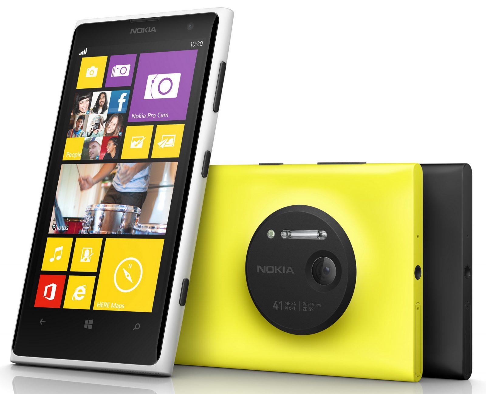 Первые впечатления о Nokia Lumia 1020
