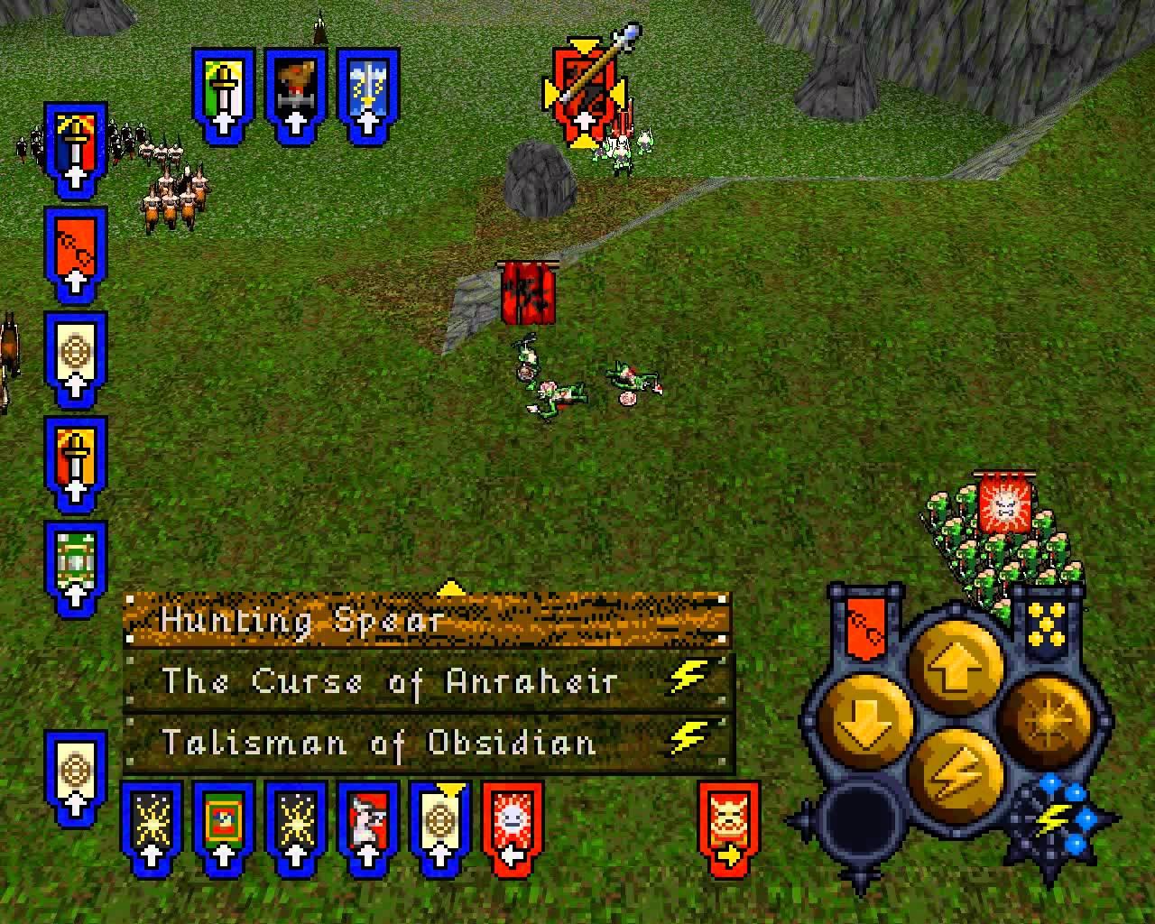 Скриншот игры Warhammer - Shadow of the Horned Rat