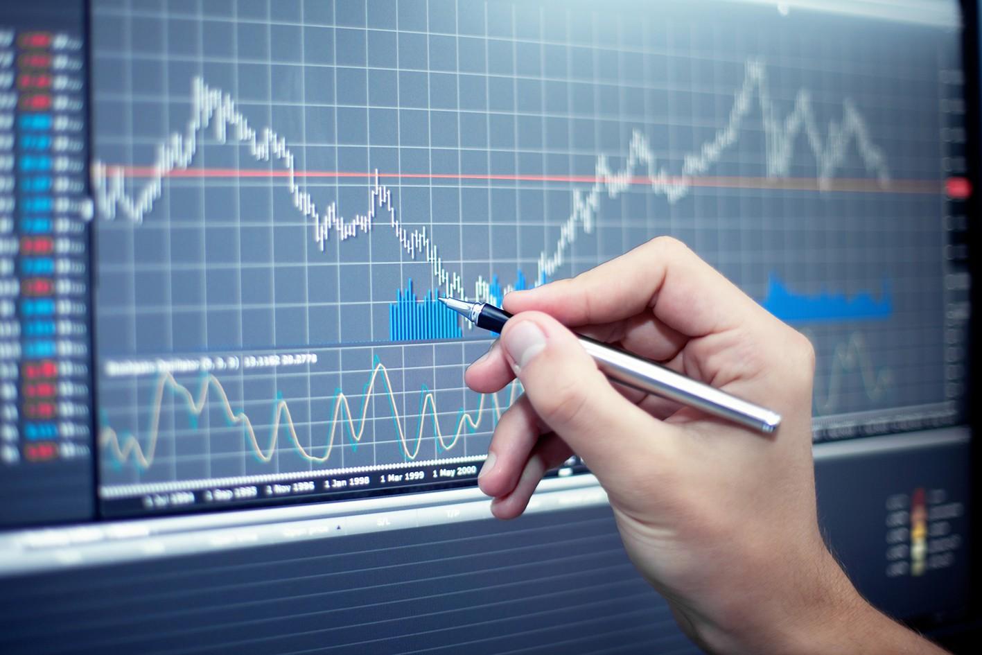Показатели динамики на бирже