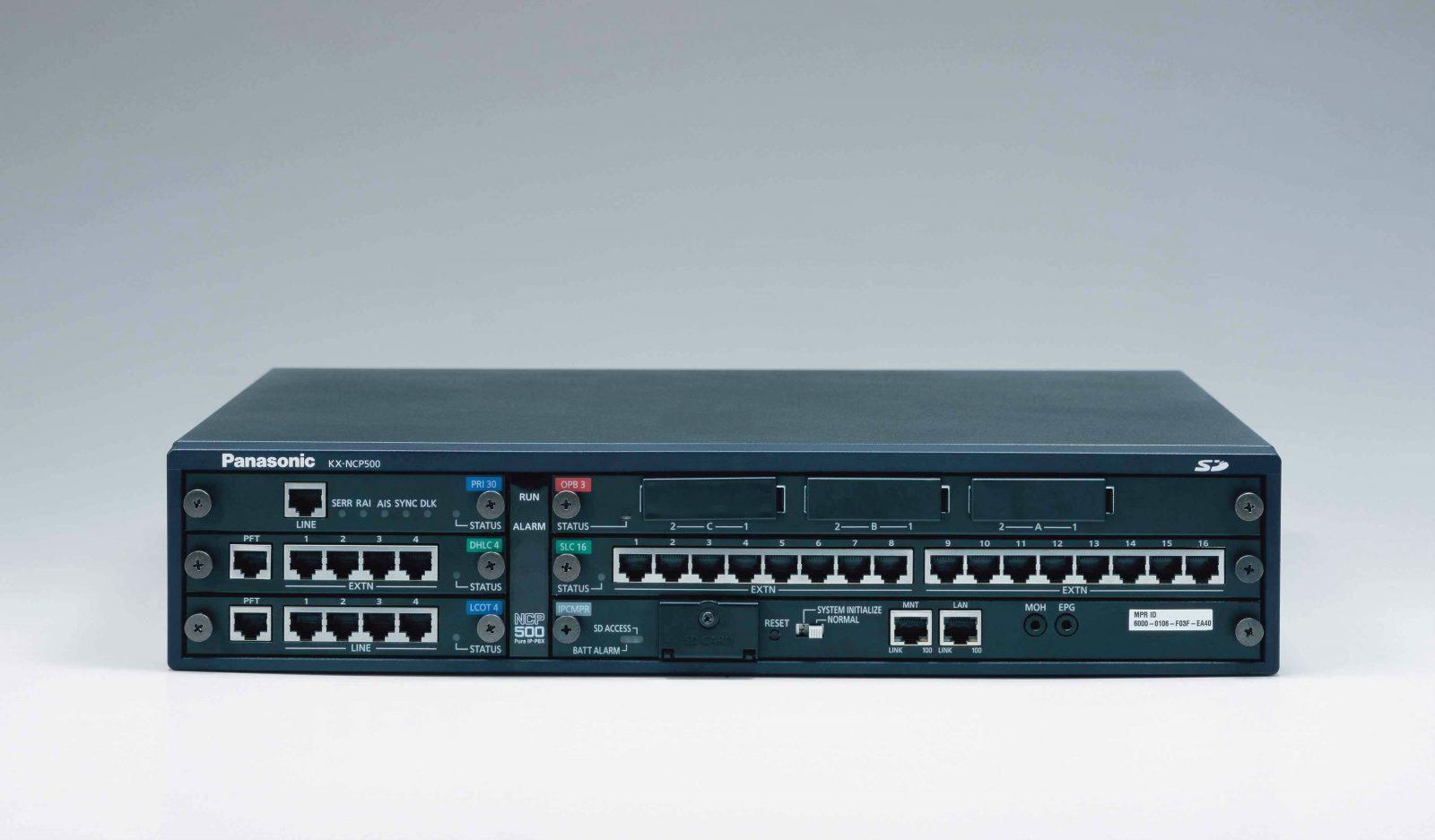 IP АТС Pansonic KX-NCP500UA