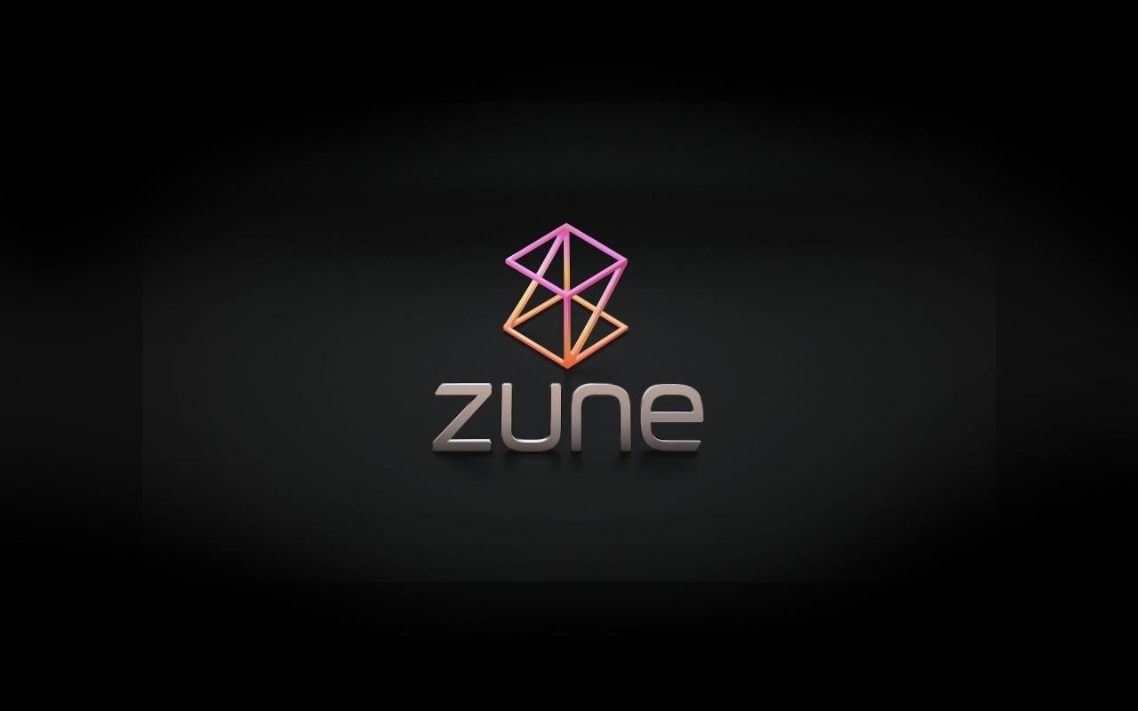 Логотип Zune