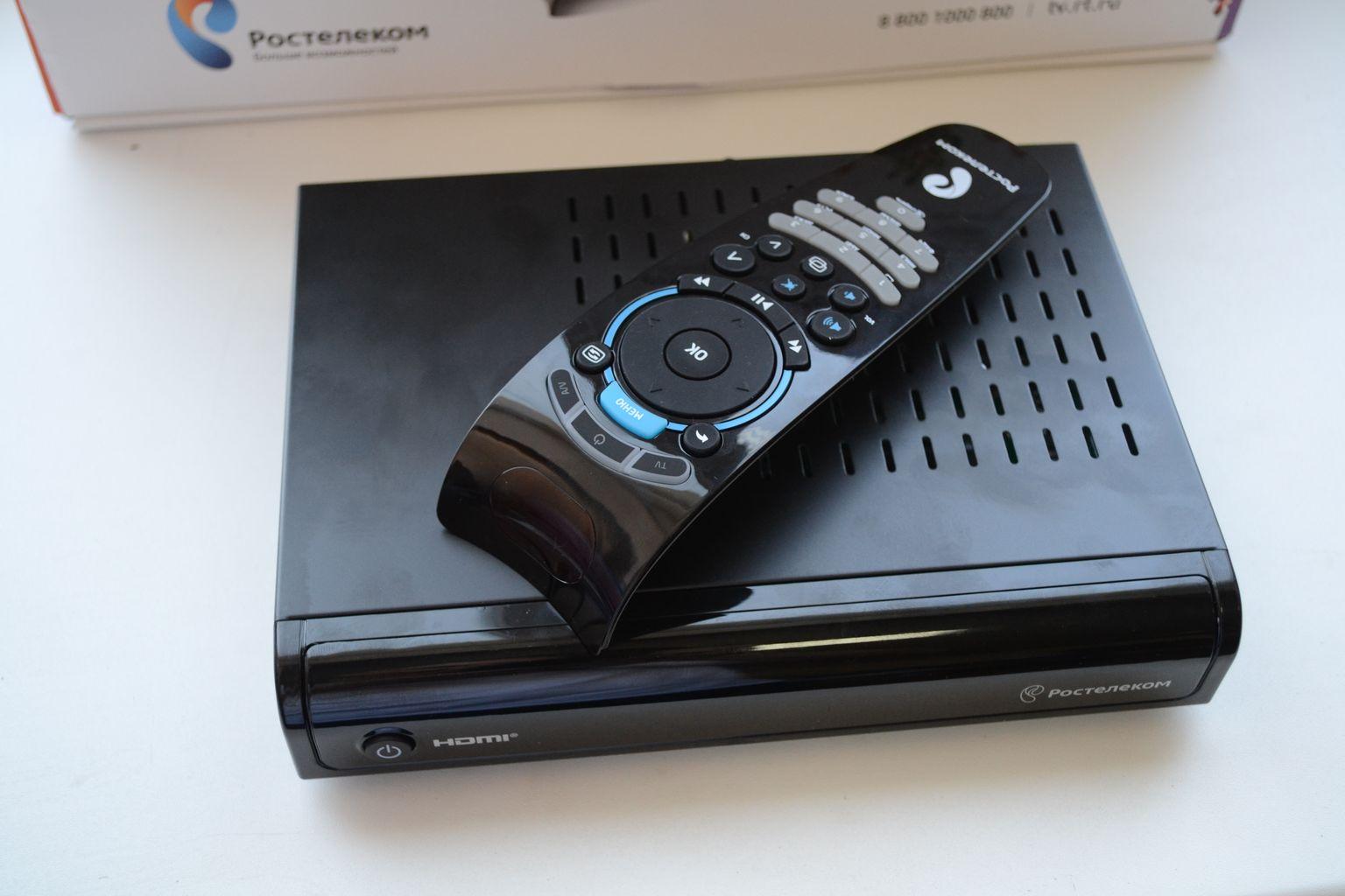 Мультискрин IP-TV от Ростелекома
