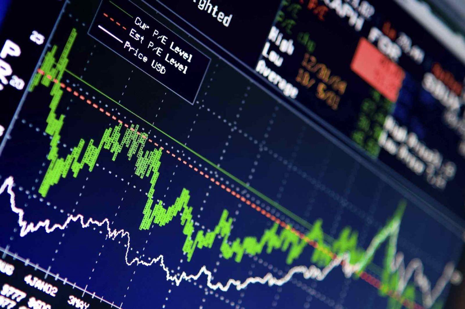 Динамика торгов на бирже