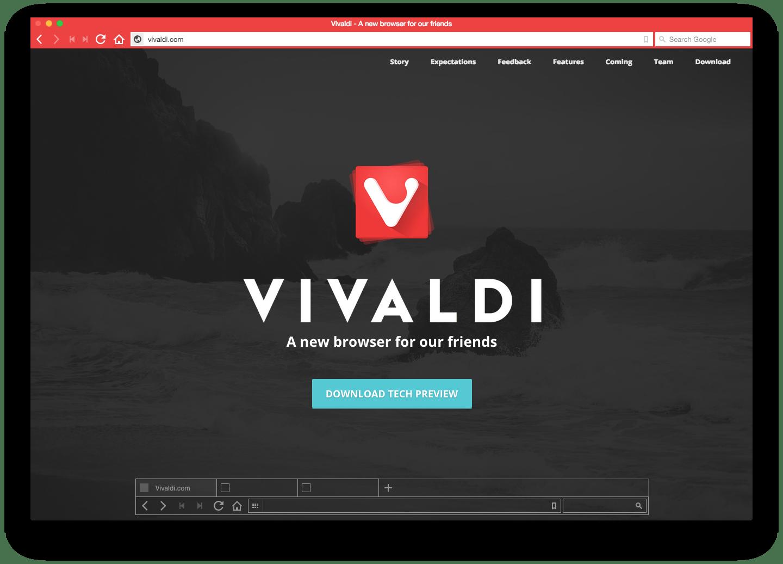 Скачай браузер Vivaldi. Для тех, кто устал ждать возрождения Opera