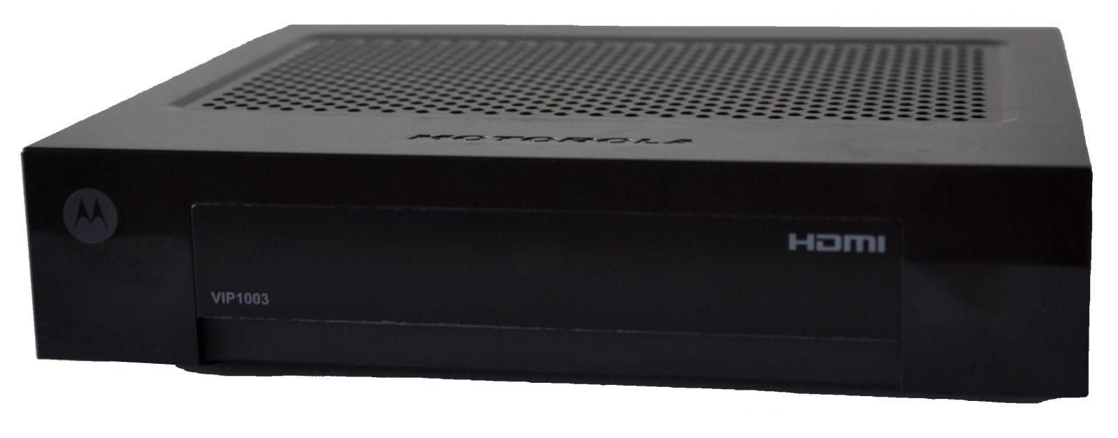 Обзор приставки Motorola VIP-1003