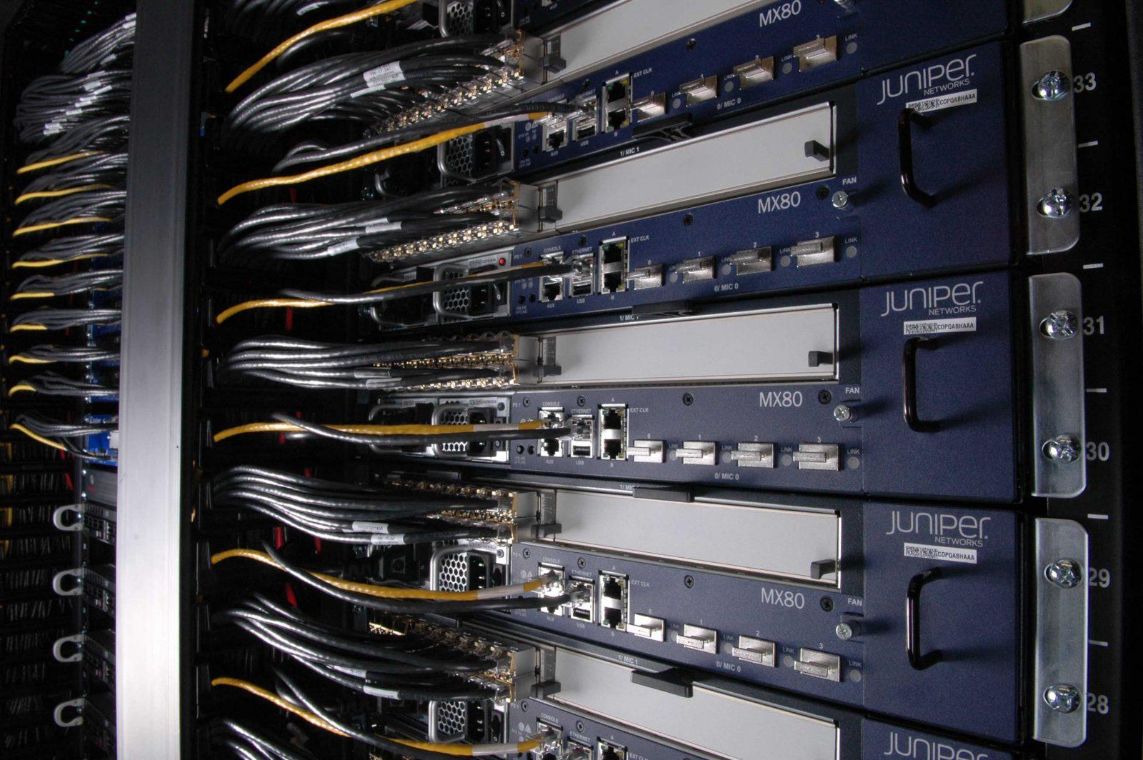 Сетевое оборудование Juniper