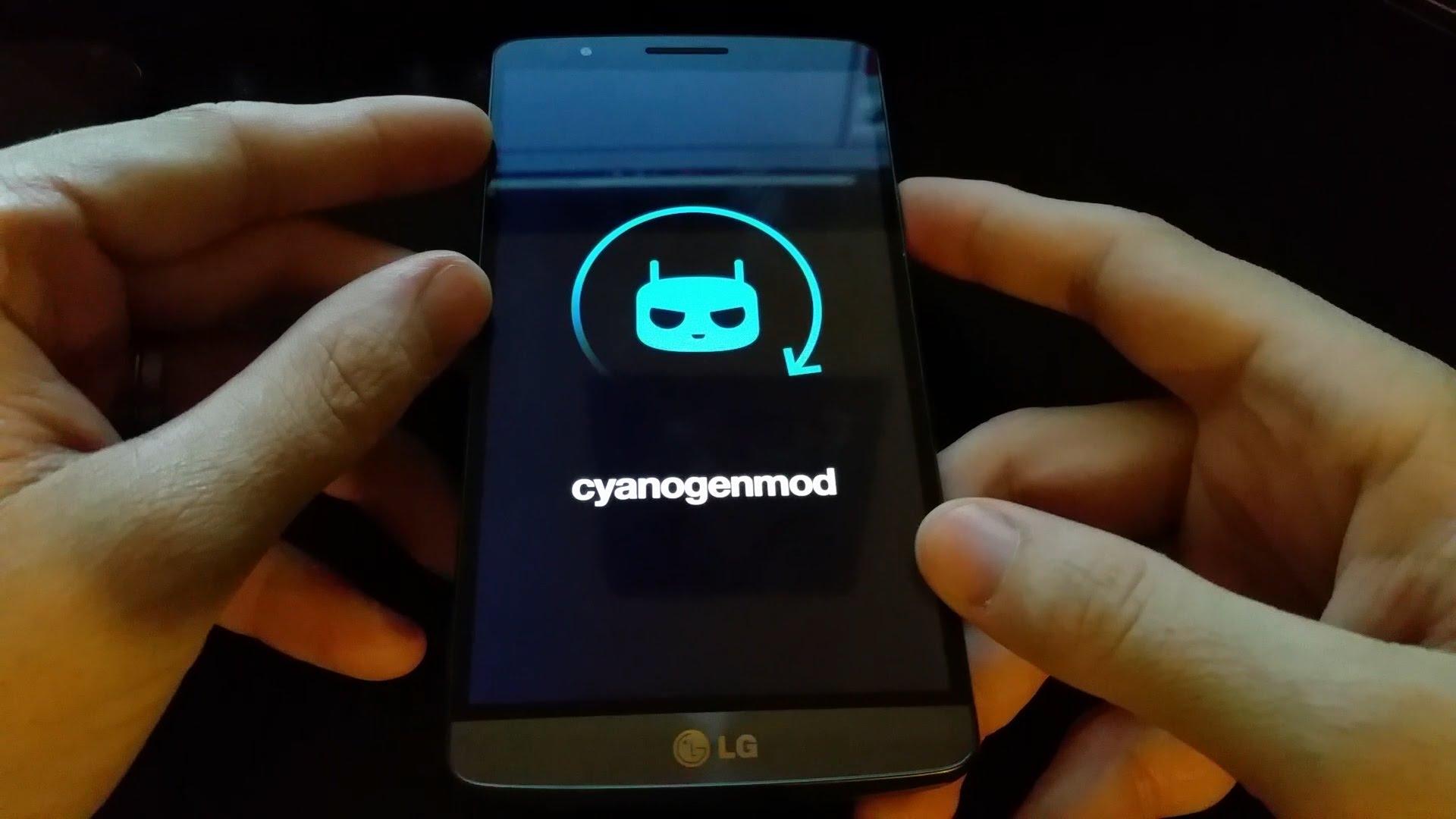 CyanogenMod на Android