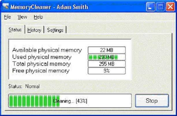 MemoryCleaner