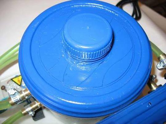 Самодельный резервуар для охлаждающей жидкости