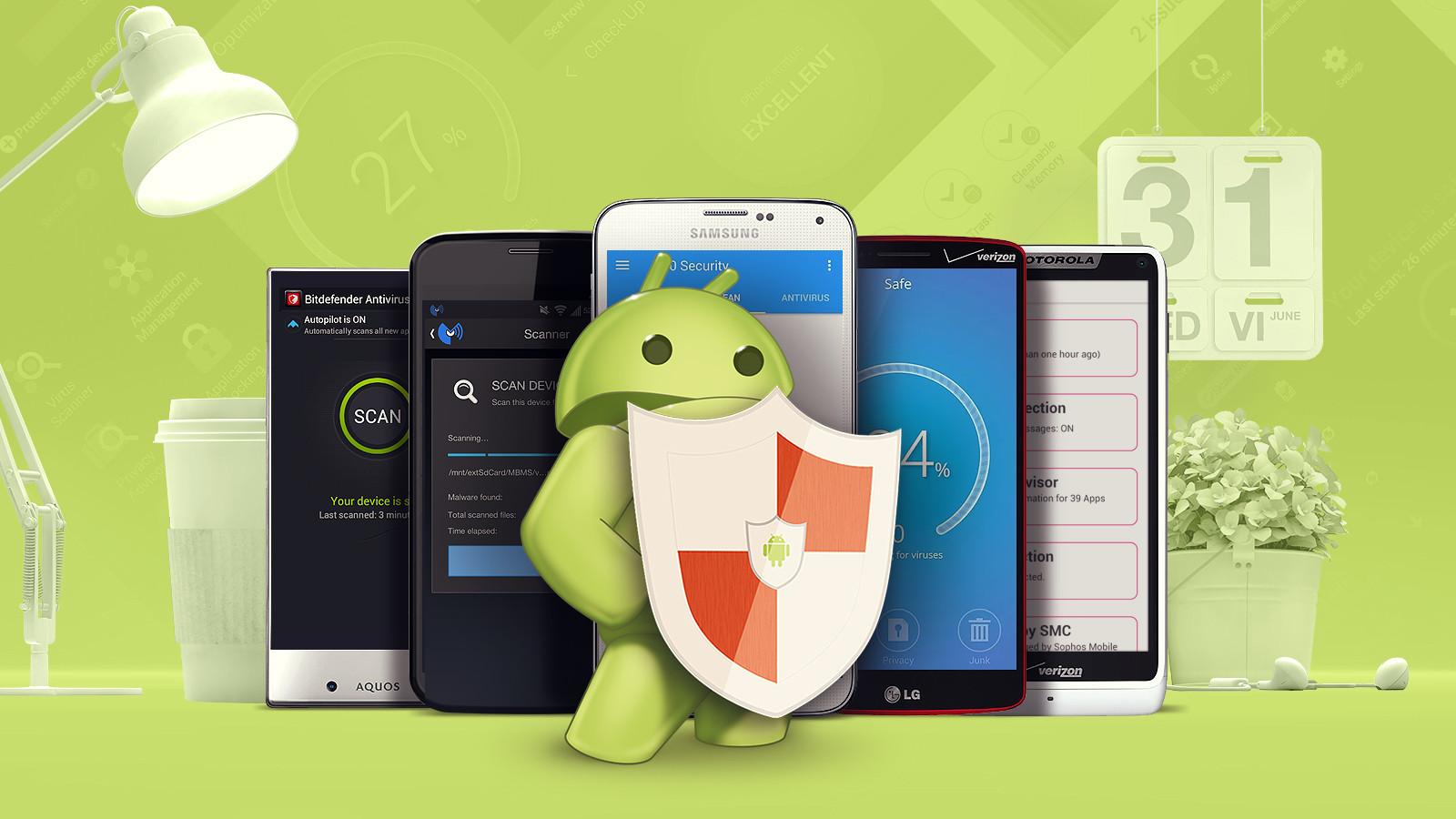 защита андроида