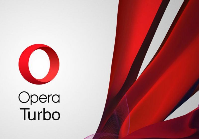 Как экономить трафик с функцией Opera Turbo?