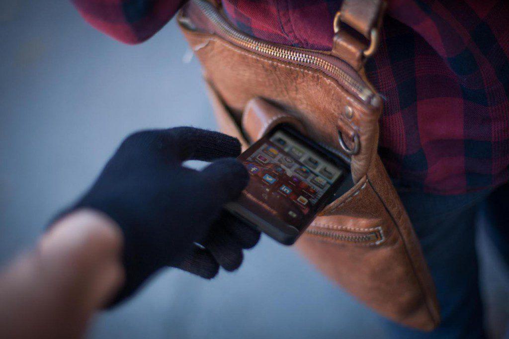 Поиск смартфона
