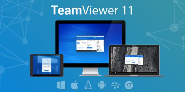 Разные платформы TeamViewer