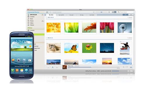 Программа Samsung Kies