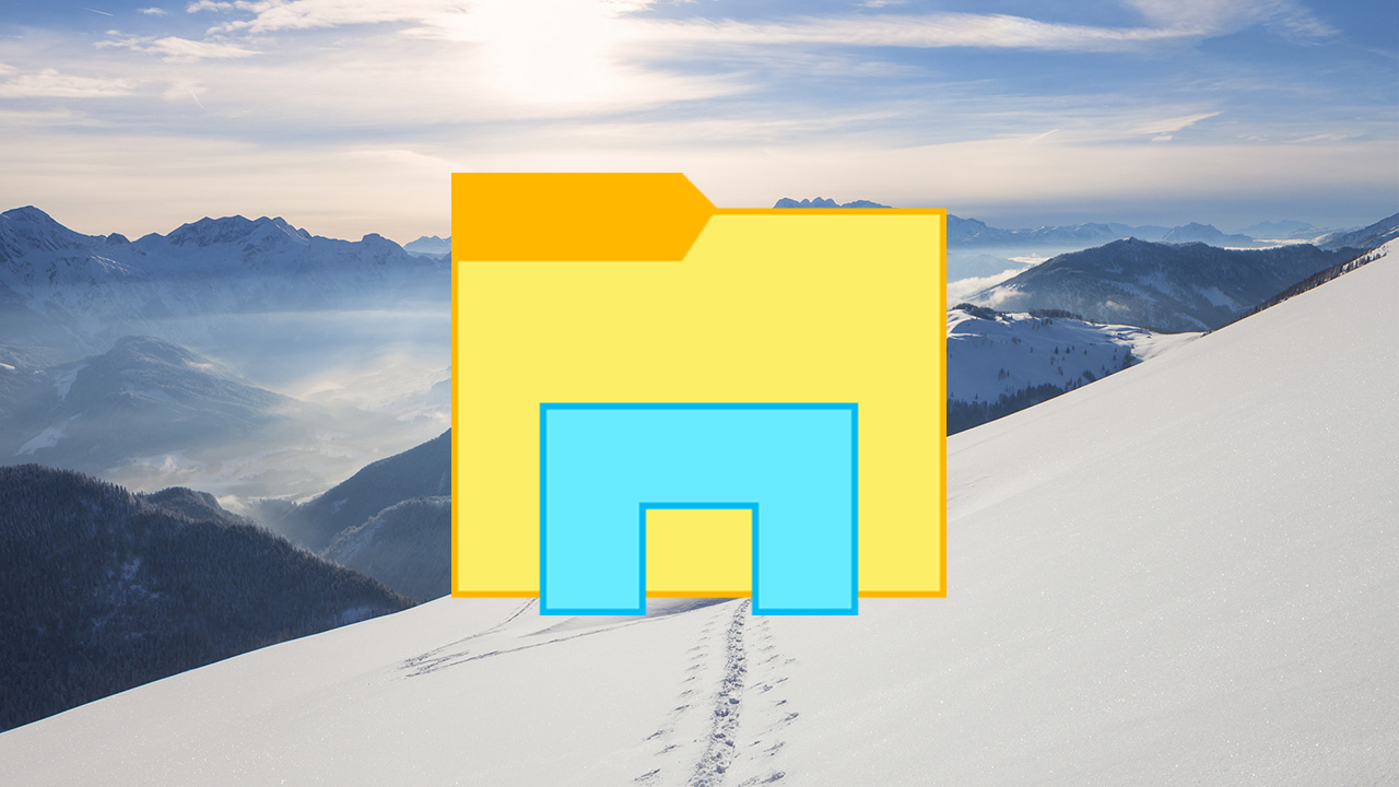 проводник Windows 7 logo