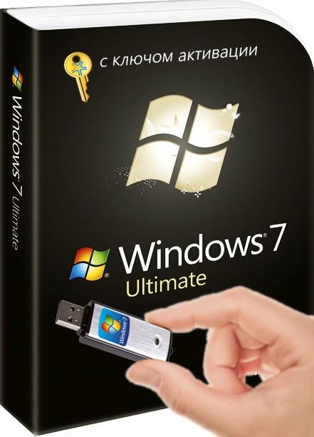 Загрузочная флешка для windows 7