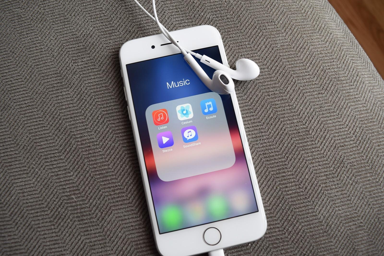Несколько способов бесплатно скачать музыку на айфон