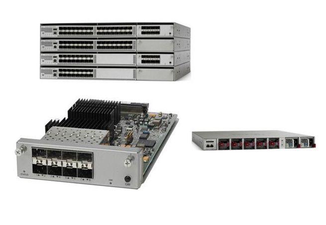 Cisco Catalyst 4500 высокопроизводительная модульная платформа среднего уровня