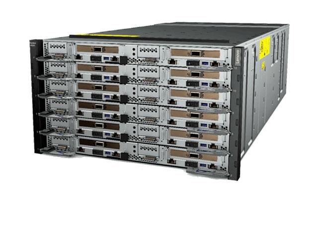 Модульный сервер Lenovo ThinkSystem SD650 с инновационной системой охлаждения