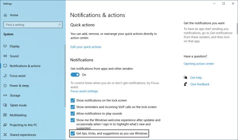12 простых настроек для ускорения работы Windows 10