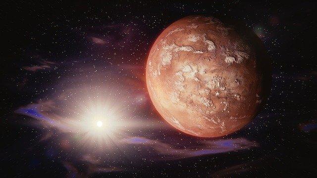 Через 3 месяца на Марсе будет проведен исторический эксперимент