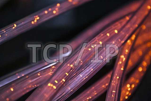Модель TCP / IP - Основная предпосылка модели