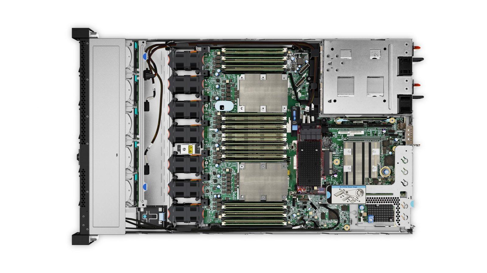 Обзор Lenovo ThinkSystem SR630