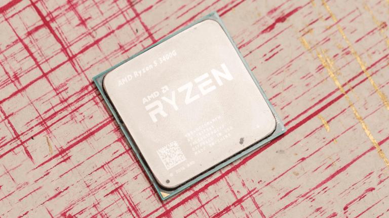 AMD Ryzen 3 3400G