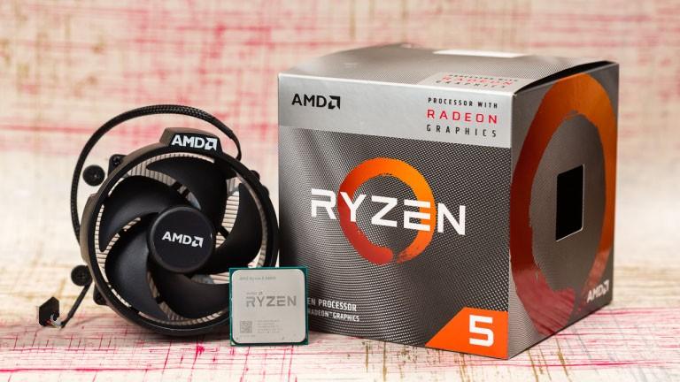 AMD Ryzen 5 3400G