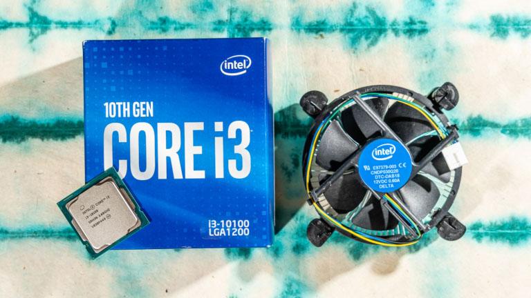 Intel Core i3-10100