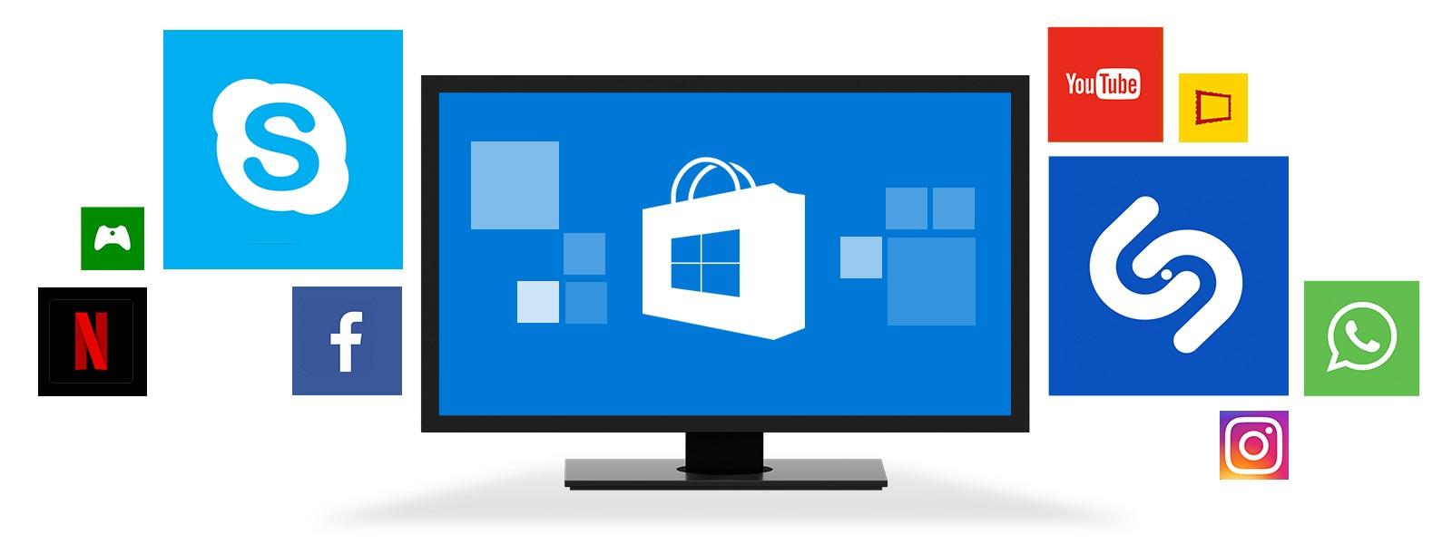 Куда устанавливаются игры из Магазина на Windows 10, как их удалить
