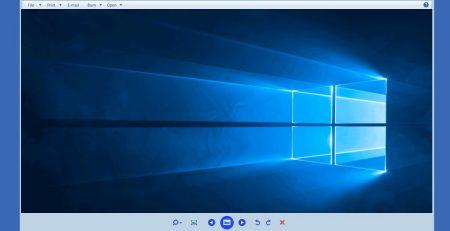 Просмотр изображений в Windows 10 с помощью стандартного приложения и сторонних программ