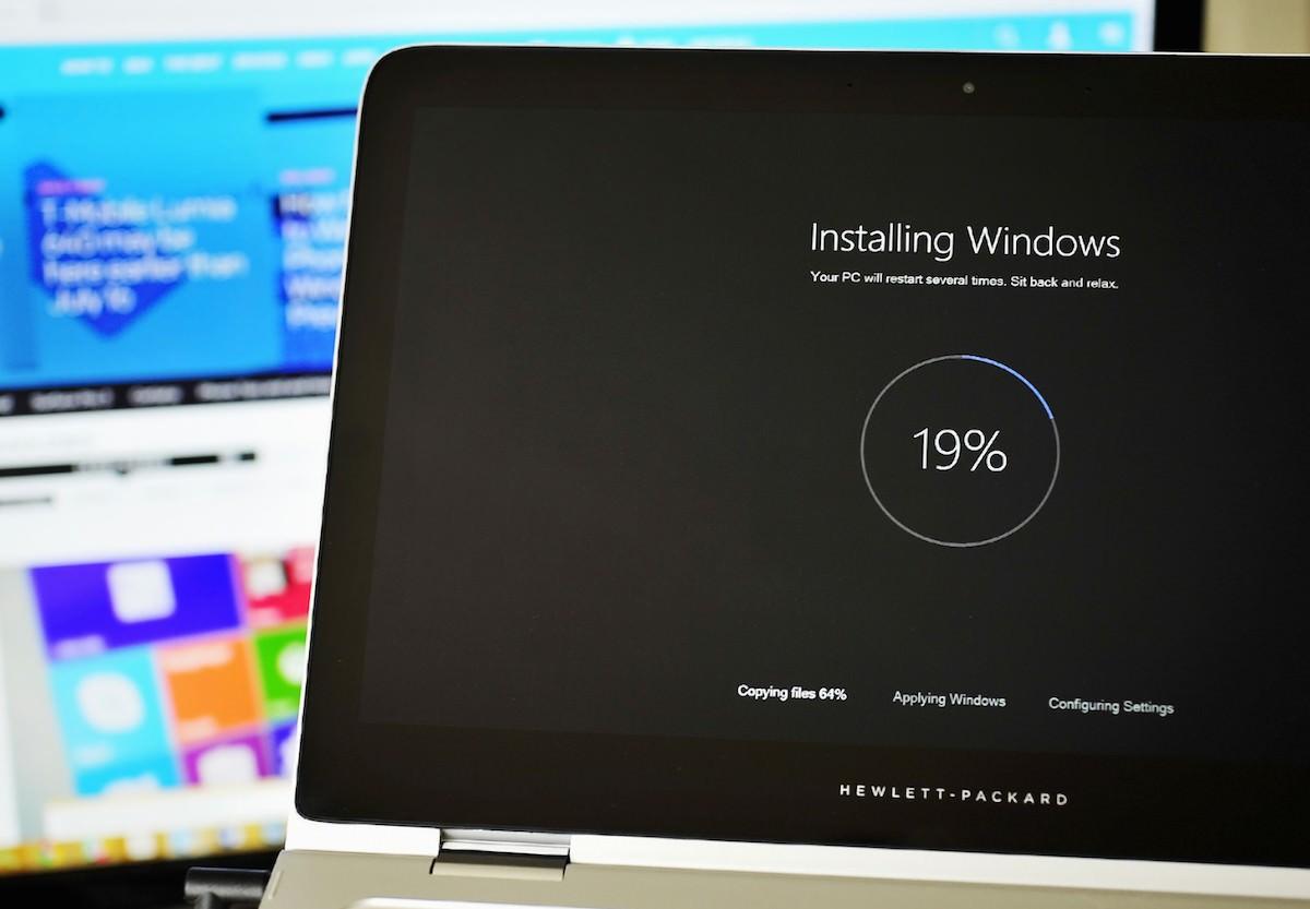 Установка Windows 10 на диск MBR или GPT: что лучше выбрать и как конвертировать одно в другое
